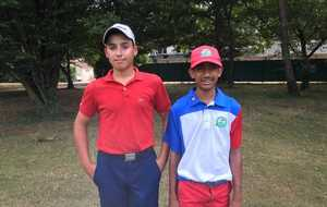 CFJ 2019 GOLF DE SAINT-CLOUD LES RESULTATS