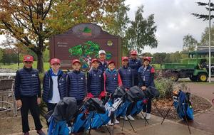 INTERLIGUES U12 2019 GOLF D'ORLEANS LIMERE LES RESULTATS