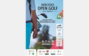 GOLF FRATERNITY 2019 MERCREDI 27 NOVEMBRE A 13H00 AU GOLF CLUB DU COLORADO